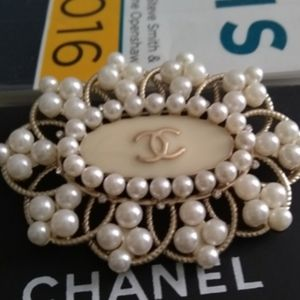 Authentic Chanel Vintage Brooch